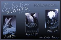 Lauren Blakely's Seductive Nights Series