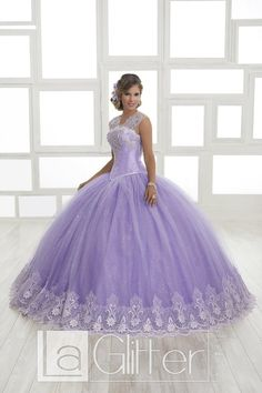 New guide, strategies and techniques for quinceanera dresses. If belts aren't your think, try wearing a set of suspenders. Lavender Quinceanera Dresses, Quince Dresses, 15 Dresses, Fashion Dresses, Formal Dresses, Quinceanera Ideas, Chiffon Dresses, Women's Fashion, Pageant Dresses