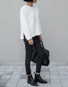 Comment porter des bottines chelsea en 2016 (124 tenues)   Mode femmes