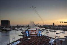 Koninginnedag Amsterdam vanuit de lucht [fotos] - Amsterdam - dichtbij.nl - Amsterdam-Noord