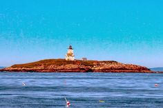 Maine Lighthouses and Beyond: Two Bush Island Lighthouse. To enjoy my site on lighthouses click on the above photo.
