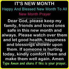 It's New Month month september hello september september quotes welcome september new month september images september pics Happy New Month Messages, Happy New Month Quotes, New Month Wishes, Happy New Month December, Hello September Quotes, September Images, Good Morning Prayer, Morning Prayers, Happy New Year Fireworks