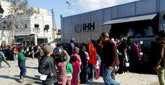 Humus El-Waar'dan tahliyeler başladı
