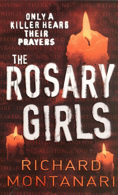 Richard Montanari, one of my first good reads years ago, i fell in love with the book and then the author. Always gripping.