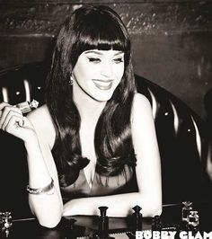 Katy Perry's Hair GHD Campaign