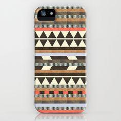 DG Aztec No.1 iPhone Case