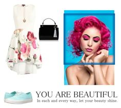 """Let your beauty shine"" by geovanna-mssouza ❤ liked on Polyvore featuring Thomas Sabo, Topshop and Vans"