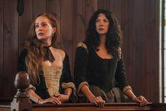 'Outlander' Star Lotte Verbeek on Finding Geillis Duncan's Good Side – Just in Time for Her Big Reveal - Speakeasy - WSJ
