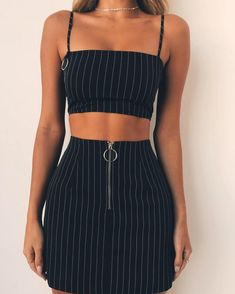 NEW The 'Norah' top + 'Pearl' skirt || #tigermist