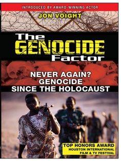 Never Again? Genocide since the Holocaust Amazon Instant Video ~ John Voight, http://www.amazon.com/dp/B0073CMV2S/ref=cm_sw_r_pi_dp_XDhRub08H7G0Z