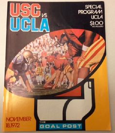 83abb595fc077 1972 USC vs UCLA football program