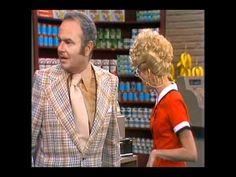 The Carol Burnett Show - Supermarket Cashier