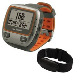 Garmin Forerunner 310XT with Heart Rate Belt for Sale & Free Shipping!