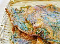 Garlic Chive Pancake Buchujeon