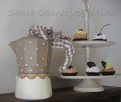 Sonia Countrypainting e Apple Pie