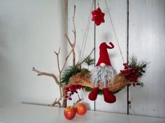 images attach c 0 118 156 Christmas Gnome, Christmas Makes, Christmas Projects, All Things Christmas, Handmade Christmas, Christmas Holidays, Christmas Wreaths, Christmas Ornaments, Scandinavian Christmas