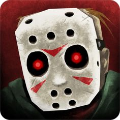 Friday the Killer Puzzle: Truly Bloody Puzzle Horror - Android puzzle game APK by Blue Wizard Digital LP Supermax Prison, Land Mine, Game Programming, Best Mods, Horror Icons, Android Apk, Friday The 13th, Puzzles, Jason Voorhees