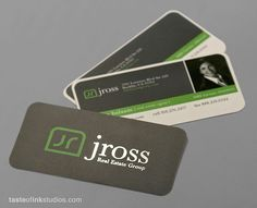 14 Elegant Real Estate Business Cards
