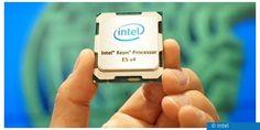 Die neue Intel-CPU Xeon E5-2600 V4 besitzt gleich 22 CPU-Kerne. Hier die Details zum CPU-Monster.