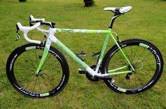 Sagan's Tour bike.