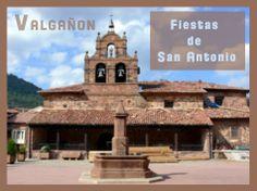 #Valgañón celebrará las #fiestas de San Antonio durante los días 7 y 8 de junio. ...♪ ♫  #FiestasRiojanas ...♪ ♫