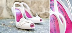 have some fun at a formal wedding, buy adding a funky pair of Vivienne Westwood shoes under your dress:) #viviennewestwood #photographybyclairenicola
