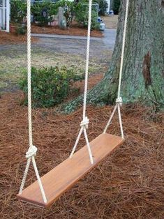 Bench swing..... a must do!