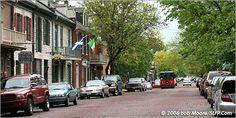 Main Street St Charles, MO