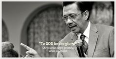 Bro. Eli Soriano: The Presiding Minister, Members of the Church of God, International