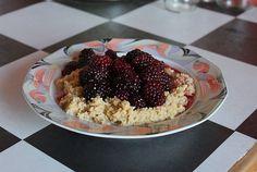 Morgenbrei, ein sehr schönes Rezept aus der Kategorie Frühstück. Bewertungen: 18. Durchschnitt: Ø 3,9.