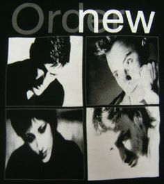 New order.....one of my favorite bands!