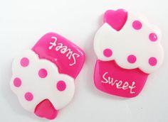 Kawaii Kitsch Sweet Large Polka Dot Pink by melovewholesale, $1.55