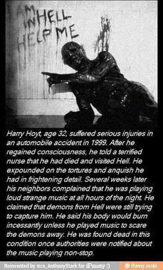 Creepy short story.