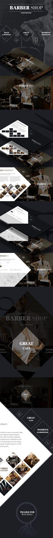 Barbershop Czech Republic on Behance