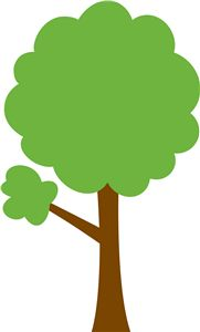 35 green tree clipart clipart panda free clipart images rh pinterest com free clipart of trees without leaves free clip art of trees with branches