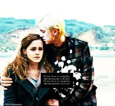Clarity - Draco and Hermione