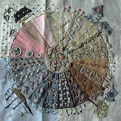 Gipsy Quilt: Challenge fans to ECP (08)