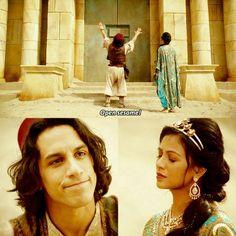 "Jasmine and Aladdin - 6 * 5 ""Street Rats"""
