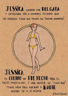 """From the book """"Women: Body-Positive Art to Inspire and Empower"""" (English version) by Brazilian graphic designer Carol Rossetti ♡ Appropriation Culturelle, Make Up Studio, Women Rights, Body Shaming, Intersectional Feminism, Feminist Art, Tumblr Art, Body Positive, Positive Art"""
