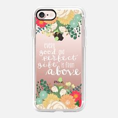 iPhone 7 Case Perfect Gift