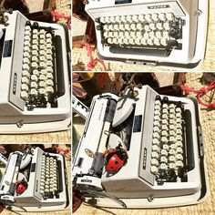 #typewriter #vintage #vintagetypewriter #writter #vintagelove #vintageshop #vintagedecor #instacool #instagood #nicolediesel #art #art by nicolediesel