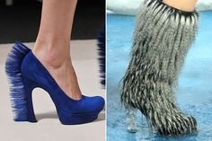 crazy shoes | crazy-shoes-fall-2010-ysl-chanel