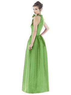 Alfred Sung Style D535 http://www.dessy.com/dresses/bridesmaid/d535/?color=appletini&colorid=1024#.VVVjdflViko