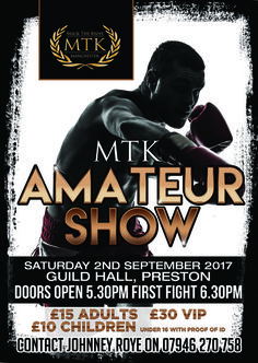 20 Best MTK Boxing Fights and Events images in 2017