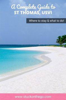 Caribbean Vacations, Caribbean Cruise, Usa Travel Guide, Travel Usa, Adventure Couple, Adventure Travel, St Thomas Virgin Islands, St Thomas Usvi, Travel Couple