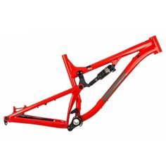 DMR Sled Mountain Bike Frame - 2017 - Red / Large  #CyclingBargains #DealFinder #Bike #BikeBargains #Fitness Visit our web site to find the best Cycling Bargains from over 450,000 searchable products from all the top Stores, we are also on Facebook, Twitter & have an App on the Google Android, Apple & Amazon.