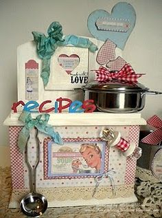 cute ReCiPE BoX