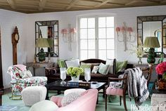 A Cheerful and Preppy House