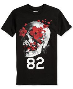 Trukfit Buggin' Skull T-Shirt - that should be mine!