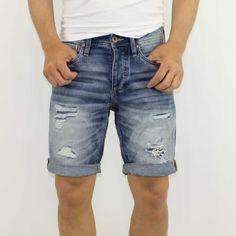 #vaquero #denim #roto #rasgado #jeans #short #festival #breken #streetstyle